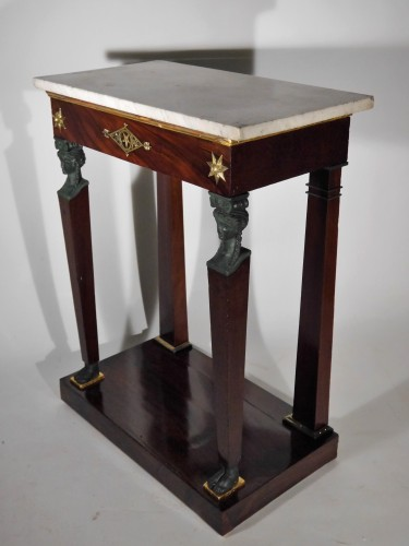 A small Empire console - Furniture Style Empire