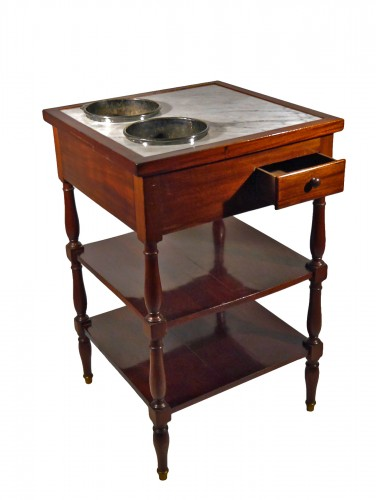 Directoire cooler table, 18th century