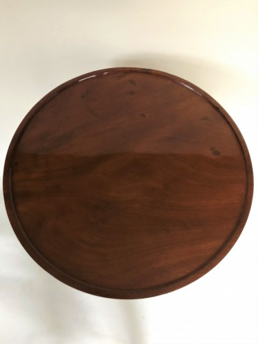 An Empire pedestal table by Maigret - Furniture Style Empire