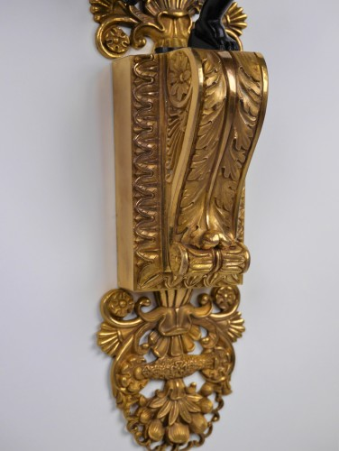 A pair of sconces by Ravrio -