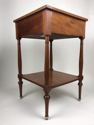 Furniture  - A Louis XVI wine cooler, 18th century