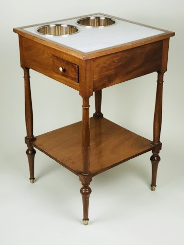 18th century - A Louis XVI wine cooler, 18th century
