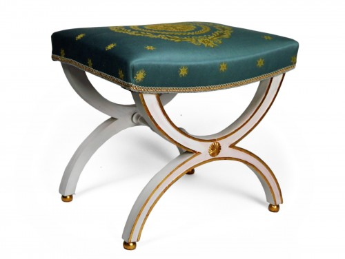 Tabouret d'époque Empire