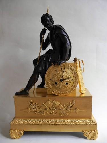 Clocks  - A rare Empire pendulum, early 19th century