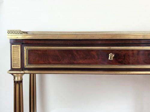 A Louis XVI Console by Bernard Molitor - Furniture Style Louis XVI