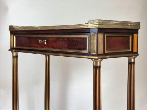 A Louis XVI Console by Bernard Molitor -