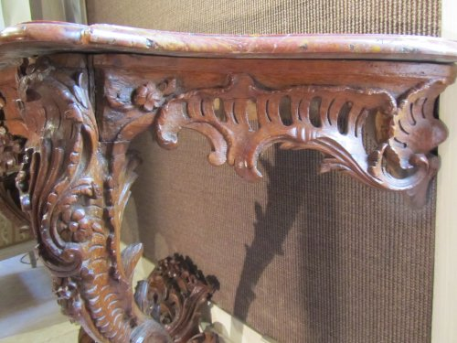 18th century - A Louis XV console table