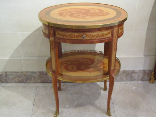 A late Louis XV period side table -