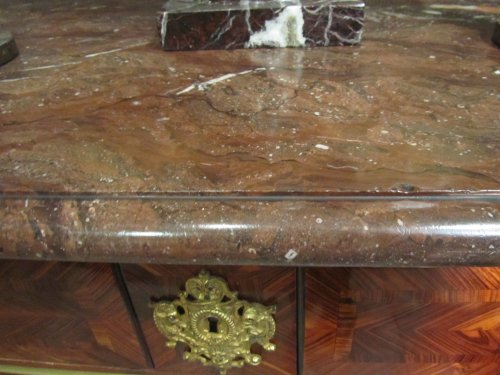 Antiquités - Regence french commode