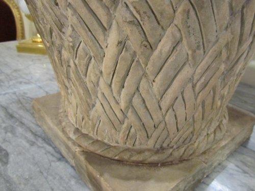 Decorative Objects  - A  Louis XVI bunch in terracotta