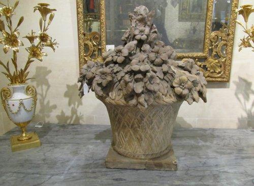 A  Louis XVI bunch in terracotta - Louis XVI
