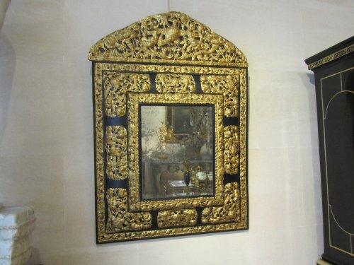 A Louis XIV pair of mirrors