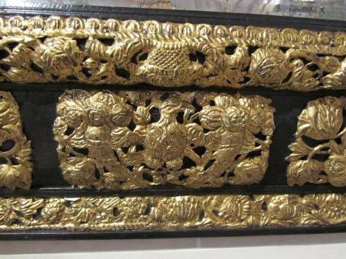 A Louis XIV pair of mirrors  -
