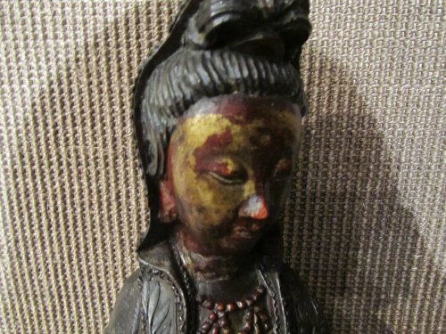 Guanyin Chine , Ming Dynasty - Asian Art & Antiques Style