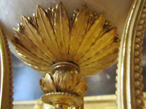 """Louis XVI - A pair Louis XVI """" Pots Pourris """" cassolettes"""