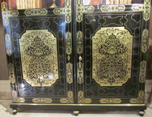 Furniture  - French Louis XIV Boulle Book case