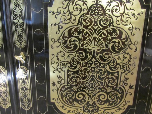 17th century - French Louis XIV Boulle Book case