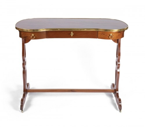 A Mahogany Louis XVI Table