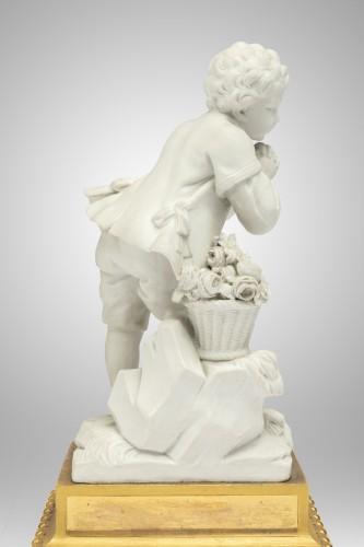 "Louis XVI - A pair of Sèvres Porcelain "" Biscuits "" Eighteen century"