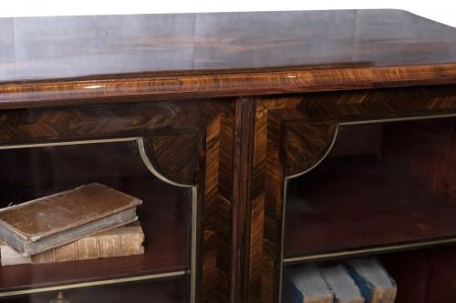 Furniture  - Rosewood Regence Book-Case
