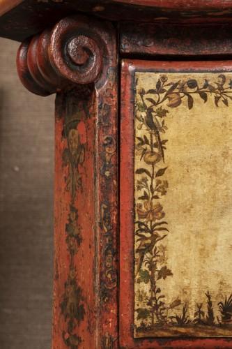 A Rarely  North Italian Lacca-Povera Commode early XVIIIéme Century - French Regence