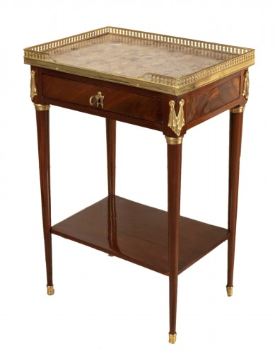Table Ecritoire époque Louis XVI Estampille de Charles Topino