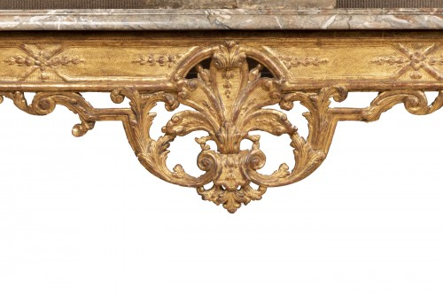 17th century - A Louis XIV Giltwood Console-Table late XVII° century