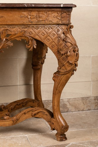 Furniture  - Frennch Regence period table console