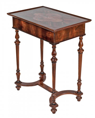 French Louis XIV table in kingwood