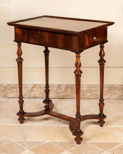 Louis XIV - French Louis XIV table in kingwood