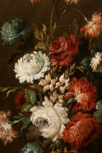 A pair of Italian Pictures late 17 th Century -