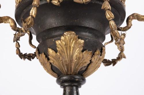 18th century ornamental vase -