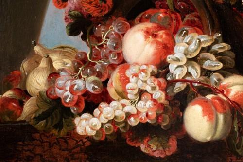 Paintings & Drawings  - Oil on canvas Pierre Nicolas Huilliot ( 1674 - 1751 )