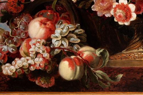 Oil on canvas Pierre Nicolas Huilliot ( 1674 - 1751 ) -