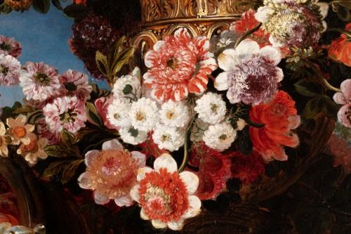 17th century - Oil on canvas Pierre Nicolas Huilliot ( 1674 - 1751 )