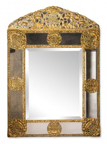 Mirror Flanders XVIIth Century