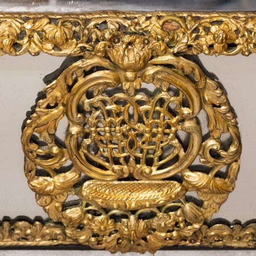 Mirrors, Trumeau  - Mirror Flanders XVIIth Century
