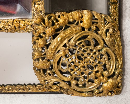 Mirror Flanders XVIIth Century  -