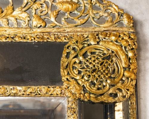 Louis XIV - Mirror Flanders XVIIth Century