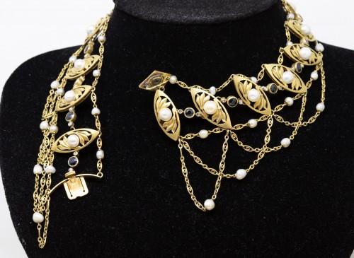 Antique Jewellery  - Dog Collar