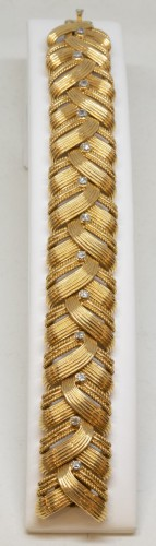 Antique Jewellery  - 18k gold bracelet