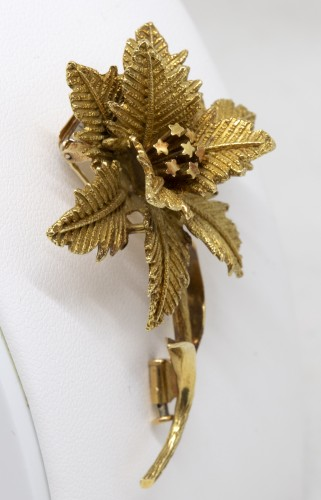 Hermes Brooch - Antique Jewellery Style