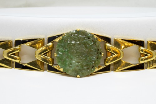 Antique Jewellery  - Art Deco bracelet