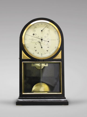 Experimental Table Regulator, Robert Gibson - Clocks Style