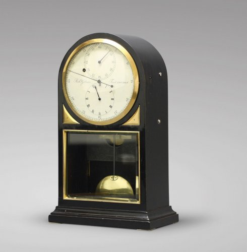Clocks  - Experimental Table Regulator, Robert Gibson