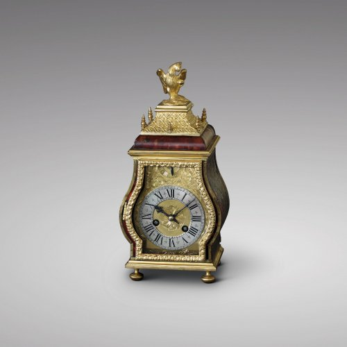 Clocks  - Late 17th C. Fine and Small Portable Clock, Ourry à Paris