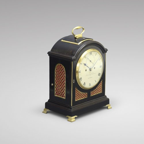 Clocks  - Georgian Bracket Clock, by Parkinson & Frodsham