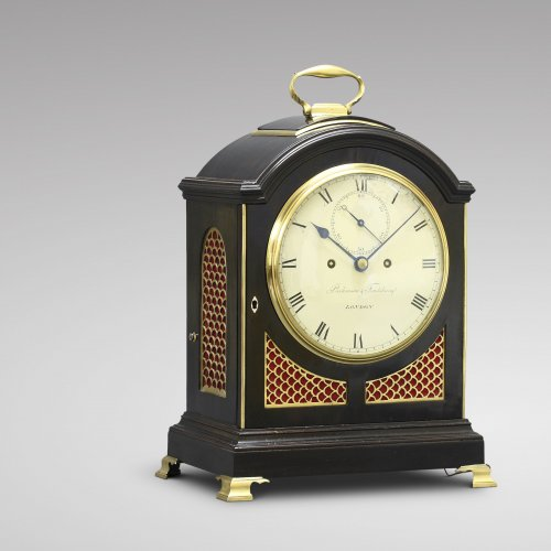 Georgian Bracket Clock, by Parkinson & Frodsham -