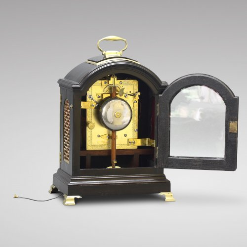 - Georgian Bracket Clock, by Parkinson & Frodsham