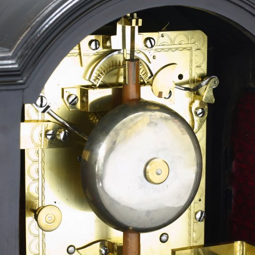 Antiquités - Georgian Bracket Clock, by Parkinson & Frodsham